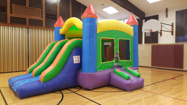 New Castle Bounce and Double Slide
