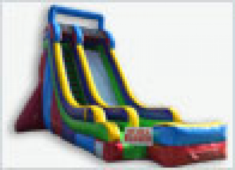 Giant Slides / Dry Only