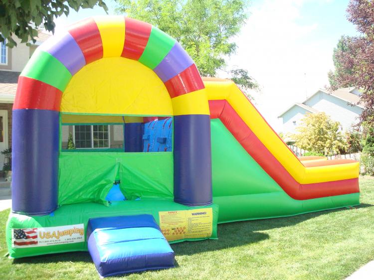 Rainbow Bounce and Double Slide